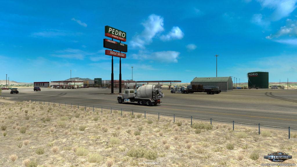 Rastplätze in New Mexico