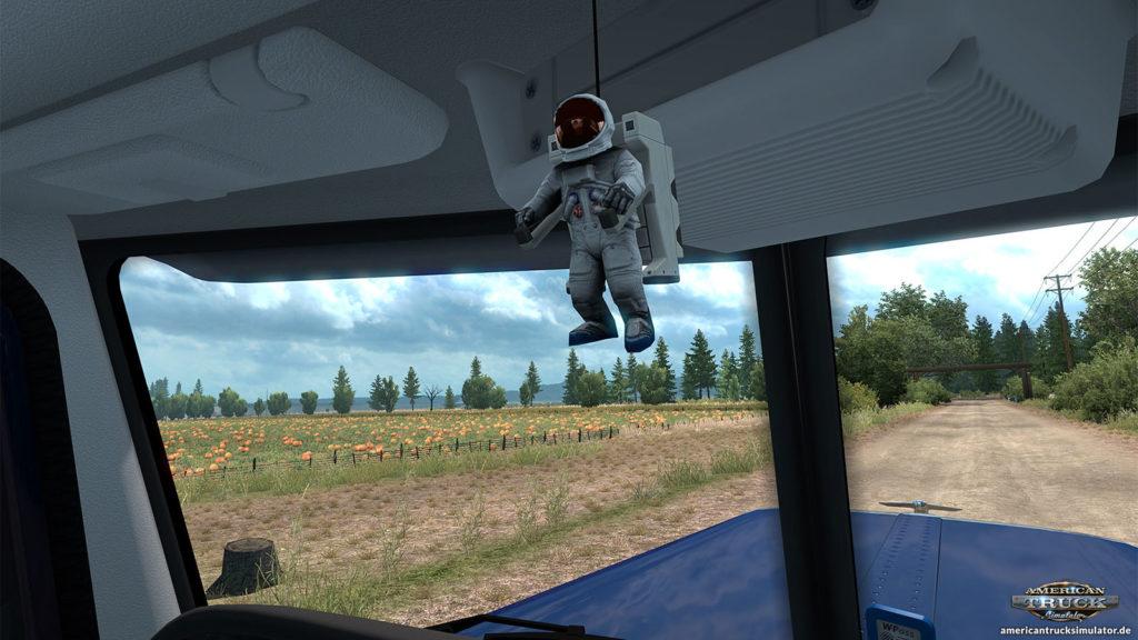 Weltraum-Lackierungen