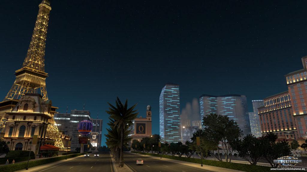 Las Vegas überarbeitet